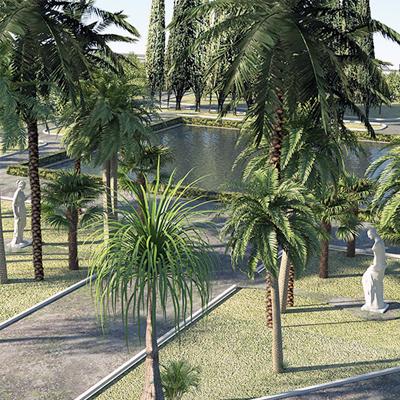 progettazione del verde NEW